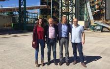 Pablo Fernández aboga por conectar la Ciuden con el Campus de Ponferrada para crear «un polo de I+d+i en Castilla y León»