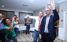 Ramón no descarta «ninguna opción» para un pacto de gobierno en Ponferrada aunque reconoce la «relación difícil» con USE