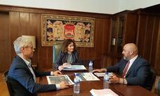Ponferrada y la Cámara de Comercio de Astorga consideran prioritarias las obras del Puerto del Manzanal para el desarrollo del Corredor Atlántico