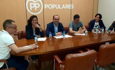 Morala considera necesario afrontar una «profunda renovación» en el seno del PP de Ponferrada