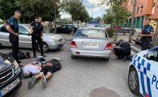 Cuatro jóvenes detenidos en Ponferrada por robos en diversos establecimientos de la ciudad