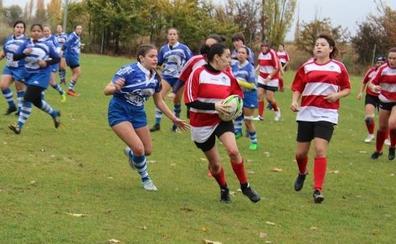 Bierzo Rugby celebra el final de la temporada