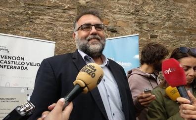 Cobos: «La intervención permitirá abrir al público los recorridos de las rondas bajas y dotará al Castillo de mayor posibilidad de ser disfrutado»