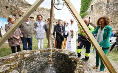 Ponferrada inicia la rehabilitación del Castillo Viejo dejando «un trozo de historia» a las generaciones futuras