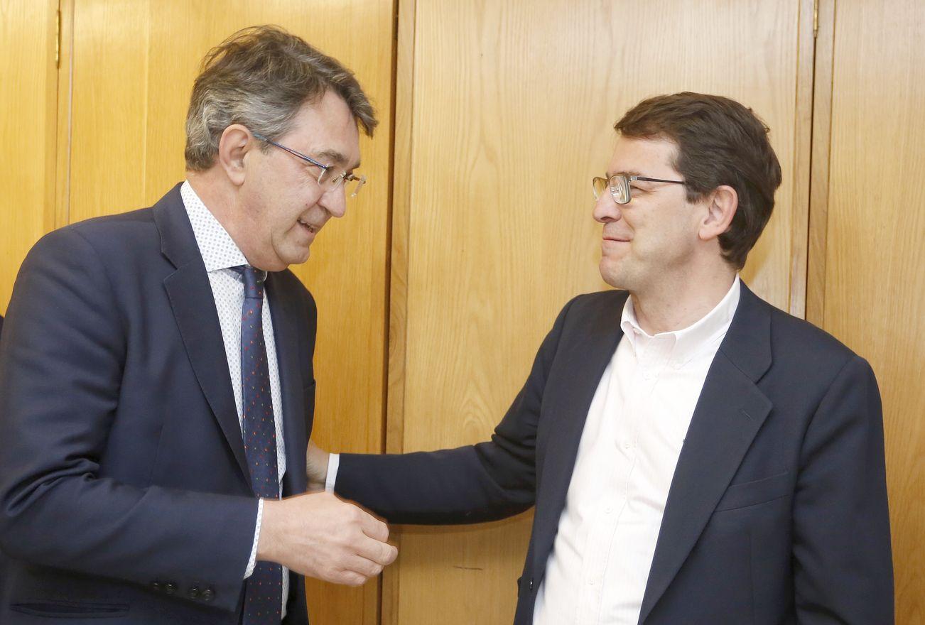 Majo vincula su futuro político a poder mantener la presidencia de la Diputación