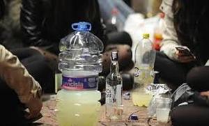 Denunciadas 13 personas en Ponferrada por hacer 'botellón' durante el fin de semana