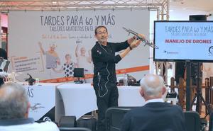 'Tardes para 60 y más', en El Rosal