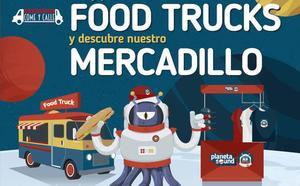 Come y Calle organizará el espacio con 'foodtrucks' y el mercadillo del festival Planeta Sound de Ponferrada