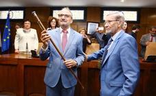 Olegario Ramón, alcalde de Ponferrada con mayoría absoluta