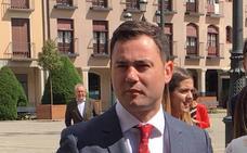 Cendón: «Es un día histórico e importantísimo para Ponferrada y el PSOE»