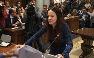 Lorena González (Podemos): «Vamos a trabajar para que el Ayuntamiento se convierta en una institución accesible y no blindada»