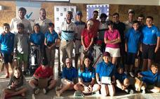 La I Liga Academia Golf Bierzo Sub25 ya tiene ganadores