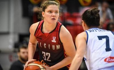 Heleen Nauwelaers estará en el Eurobasket: «Espero ayudar en lo que me necesiten»