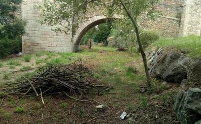 La CHMS continúa los trabajos de mejora de márgenes de los ríos de la comarca del Bierzo