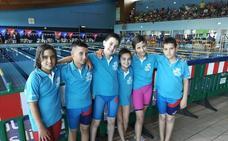 El Club Natación Bierzo Ponferrada, séptimo en el Campeonato de Castilla y León