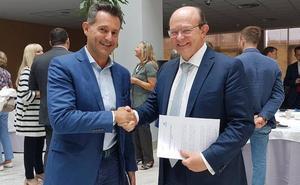 Icamcyl y la compañía Impulso firman un acuerdo de colaboración para favorecer la reindustrialización del Bierzo