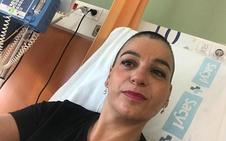 La berciana que denunció la «precariedad» de Radioterapia en León inicia su tratamiento e insiste en la necesidad del servicio en El Bierzo