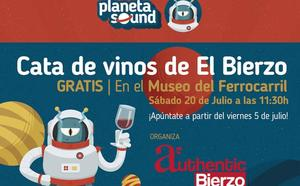 El festival Planeta Sound de Ponferrada organiza una cata de vinos y accesos gratuitos a los museos de la ciudad