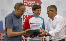El jefe de la unidad de Endocrinología, homenajeado por su labor para combatir la diabetes