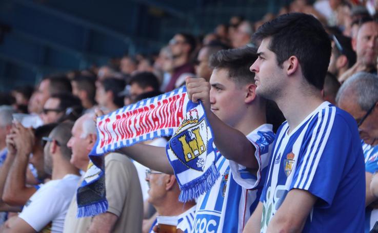 El Toralín se vuelca con su equipo rumbo a Segunda A