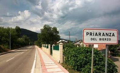 Cortado al tráfico un carril de la N-536 entre Priaranza y Santalla para acometer «reparaciones urgentes»