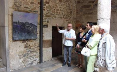 El Museo del Bierzo acoge una retrospectiva de la obra de Javier Suáñez en 'La piel del mundo'