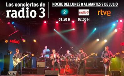 The Morgans, en los conciertos de Radio 3