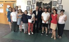 La Junta clausura en Carracedelo un programa mixto centrado en la atención sociosanitaria a domicilio