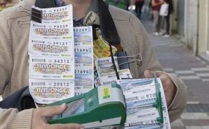 La Once reparte un premio de más de 2.500 euros en Ponferrada con un boleto del 7/39