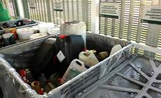 El servicio del Punto Limpio Móvil de Ponferrada estará temporalmente interrumpido del 22 al 27 de julio