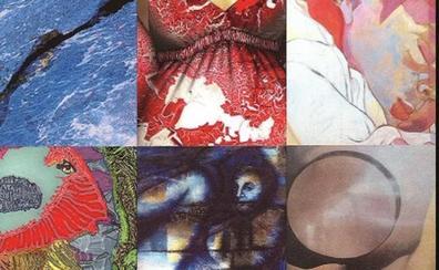 El grupo Nosotras expone sus pinturas en la galería Palacio de Torquemada de Villafranca