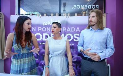 Podemos pide al nuevo presidente de la Junta una fecha de llegada de la radioterapia al Hospital El Bierzo