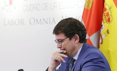 Mañueco e Igea retrasan el nuevo gobierno por escollos en competencias y nombres de consejeros