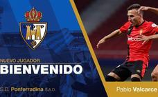 Pablo Valcarce se une a la Ponferradina