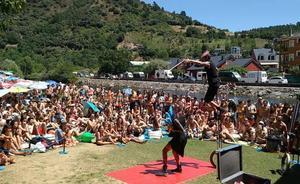 El Fiestizaje de Villafranca del Bierzo cierra una de sus ediciones más multitudinarias con más de 12.000 asistentes