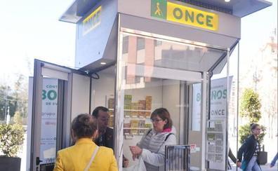 El cupón diario de la Once reparte 35.000 euros en el barrio de Flores del Sil de Ponferrada