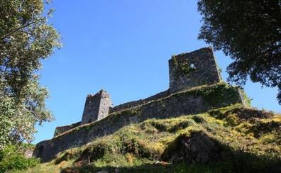 El Castillo de Sarracín en todo su esplendor