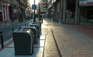 Ponferrada no descarta peatonalizar en un futuro un tramo de la céntrica calle Camino de Santiago