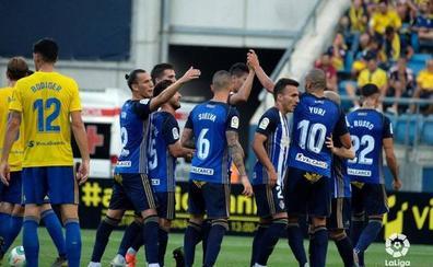 La Deportiva, con la ilusión intacta pese a la derrota en el Carranza