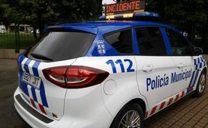 Interceptados cuatro jóvenes mientras hacían carreras de coches por las calles de Ponferrada