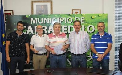 Carracedelo colabora con las figuras de calidad del Bierzo en su apuesta por el sector agroalimentario
