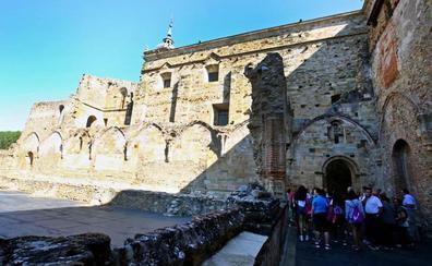 La Diputación de León dedicará 1,2 millones a la accesibilidad y eficiencia energética del Monasterio de Carracedo