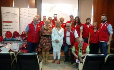 Cruz Roja crea en Ponferrada un Equipo de Respuesta Básica en Emergencias