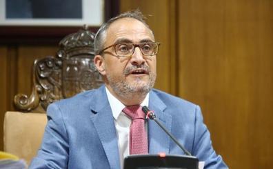 Ramón reclamará a Diputación una financiación «adecuada» en el nuevo convenio de bomberos porque es un servicio que Ponferrada «presta fuera del municipio»