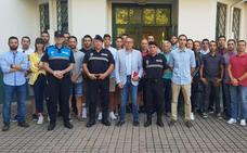 Ponferrada refuerza la plantilla de la Policía Municipal con 21 nuevos agentes