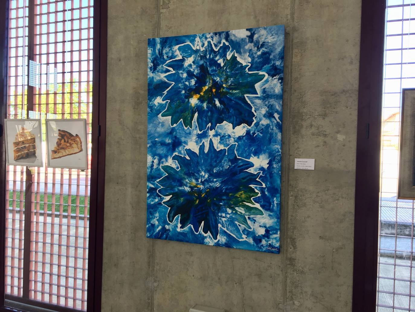 Exposición de pintores del Bierzo