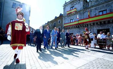 El alcalde de Ponferrada reclama un «pacto simbólico» entre administraciones para aprovechar las potencialidades del Bierzo