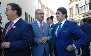Quiñones compromete 6 millones en esta legislatura para ejecutar el proyecto de depuración y abastecimiento de Las Médulas
