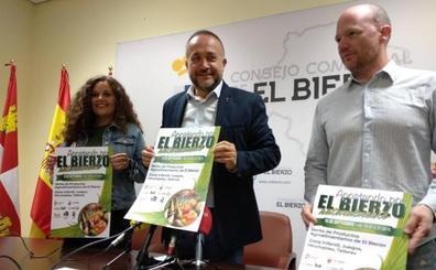 La feria 'Apostando por El Bierzo'. Naturalmente' reúne el 15 de septiembre a 28 expositores en Bembibre