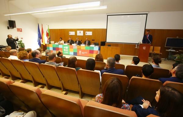 El rector de la ULE inaugura el curso académico en el Campus de Ponferrada